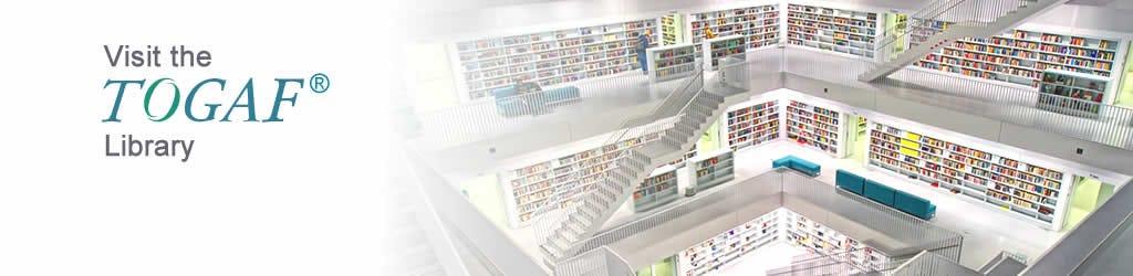TOGAF Library banner